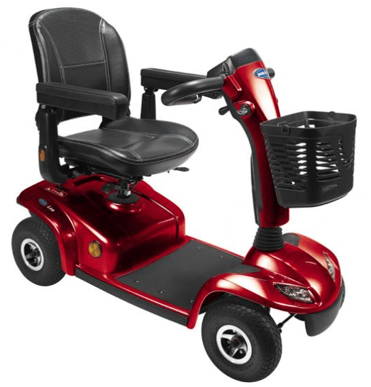 Invacare Leo Mid Range Scooter