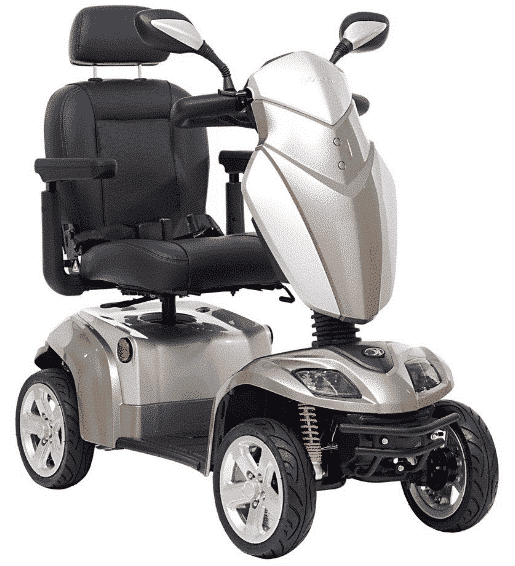 Kymco Agility Mid Sized Class 3 Mobility Scooter