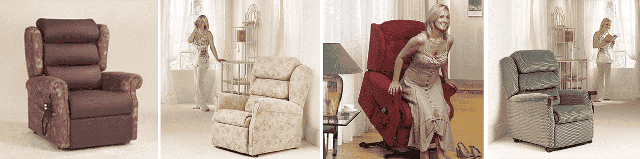 Types of Riser Recliner Chairs
