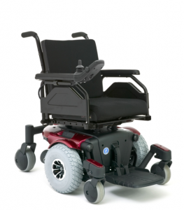 Quantum 610 Power Chair