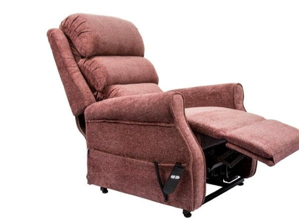 Kingsley Single Chair Reclined  sc 1 st  Easy Mobility Services & Kingsley Rise u0026 Recline Chair - Easy Mobility Services islam-shia.org
