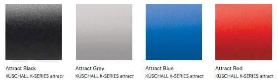 Colours for kuschall K-Series wheelchair