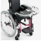 Action 3 Junior paediatric wheelchair table tray