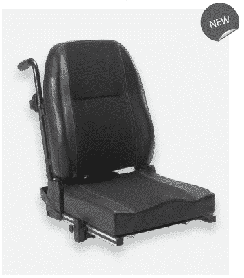 Modulite Flex 3 Seat for Invacare Spectra XTR 2 powerchair