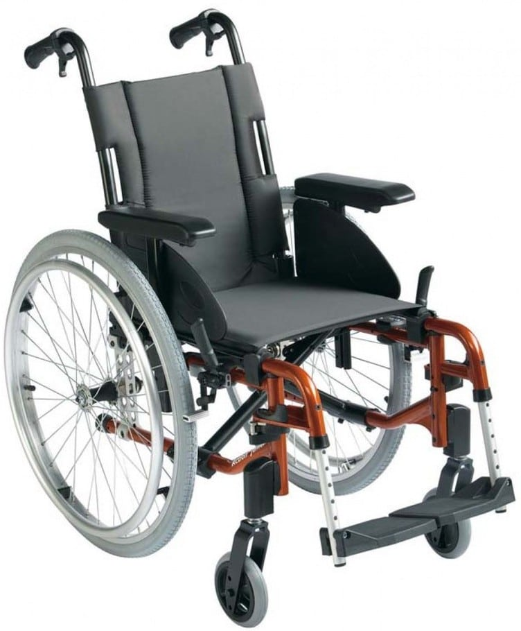 Action 3 Junior paediatric wheelchair