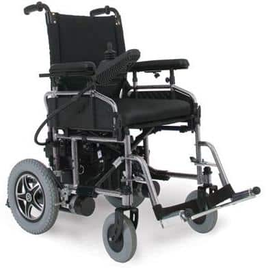 Pride LX Powered Wheelchair