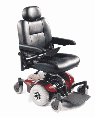 Invacare pronto m41 powerchair