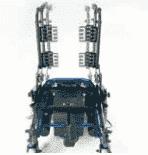 Invacare Spectra Blitz Adjustable seat width