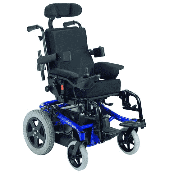 Invacare Spectra Blitz pedeatric powered wheelchair