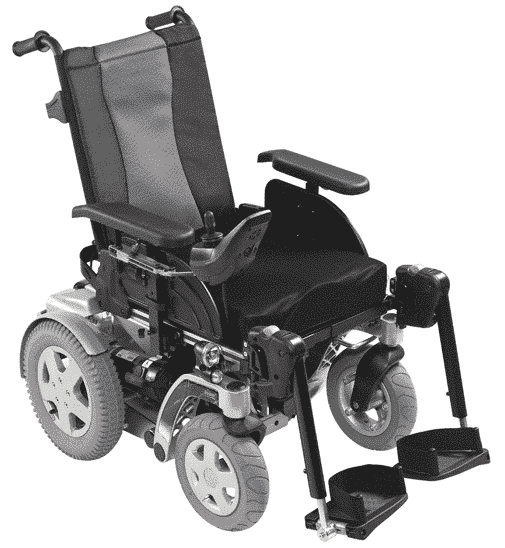 Storm 4 mobility power chair