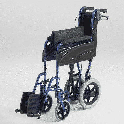 fold up manual wheelchair