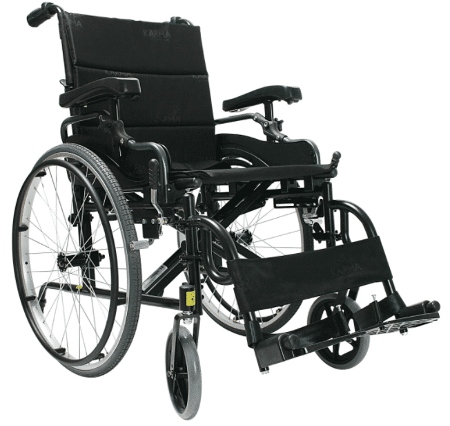 Self Propelled Karma Martin Wheelchair