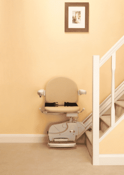 Handicare Simplicity 950 Straight stairlift