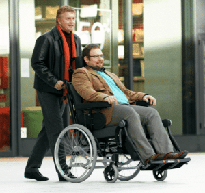 Rea Azalea Max wheelchair from Invacare