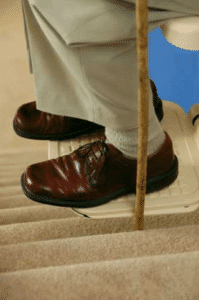 stairlift safety sensors