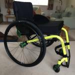 Kuschall series wheelchair
