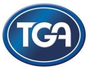 TGA mobility logo