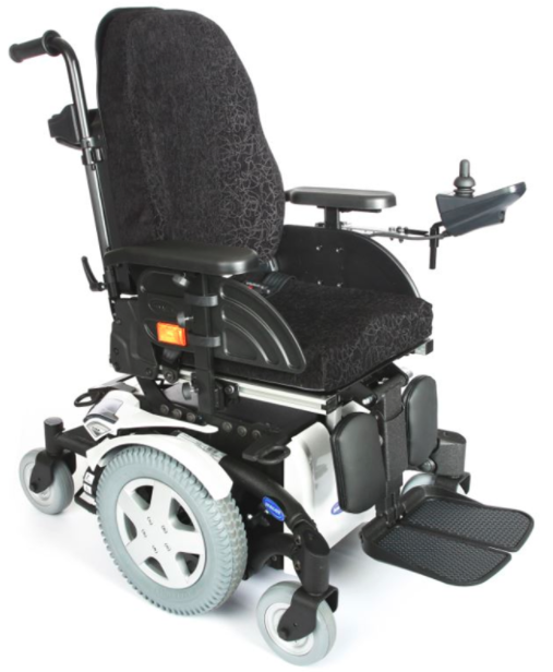 Invacare TDX SP2 powered wheelchair