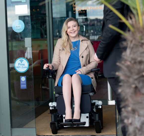 TDX SP2 NB Powerchair
