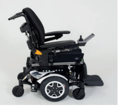 True centre wheel drive for the tdx electric wheelchair