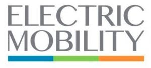 Electric mobility logo