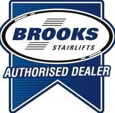 Brooks stairlift authorised dealer logo