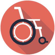 Manual Wheelchairs logo