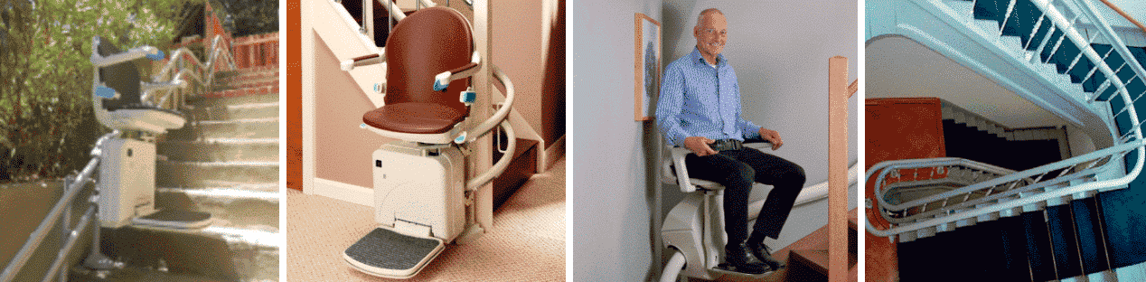 Types of stairlifts