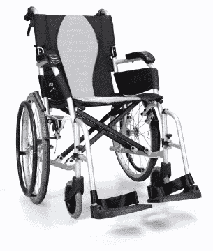 Karma Ergo Lite manual wheelchair