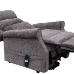 Kingsley Single Chair Reclined