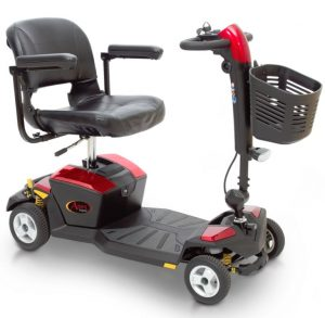 Apex Pride Rapid Travel mobility scooter