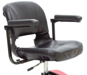 Mobility scooter chair