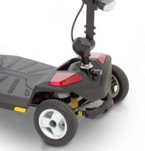 mobility scooter front