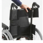 Action 3 Junior paediatric wheelchair upholstery adjustments
