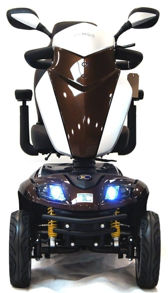 Kymco Agility Mid Sized Class 3 Scooter-1195_image