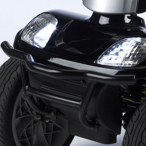 Mobility scooter headlights