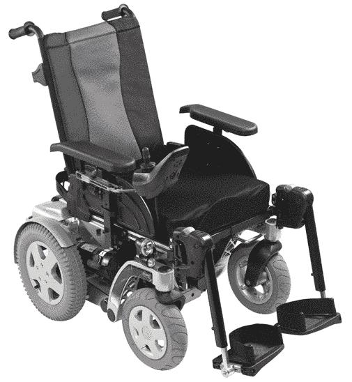 Storm 4 powerchair