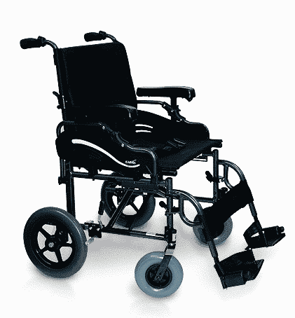 Karma Martin Heavy Duty Transit Wheelchair