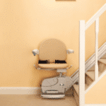 Handicare Simplicity Straight stairlift