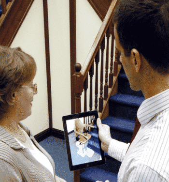 Handicare stairlifts vision app