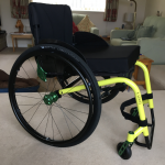 Kuschall series wheelchair