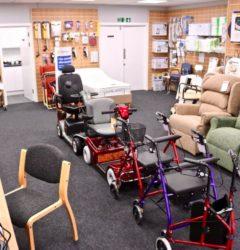 Maldon Mobility Shop
