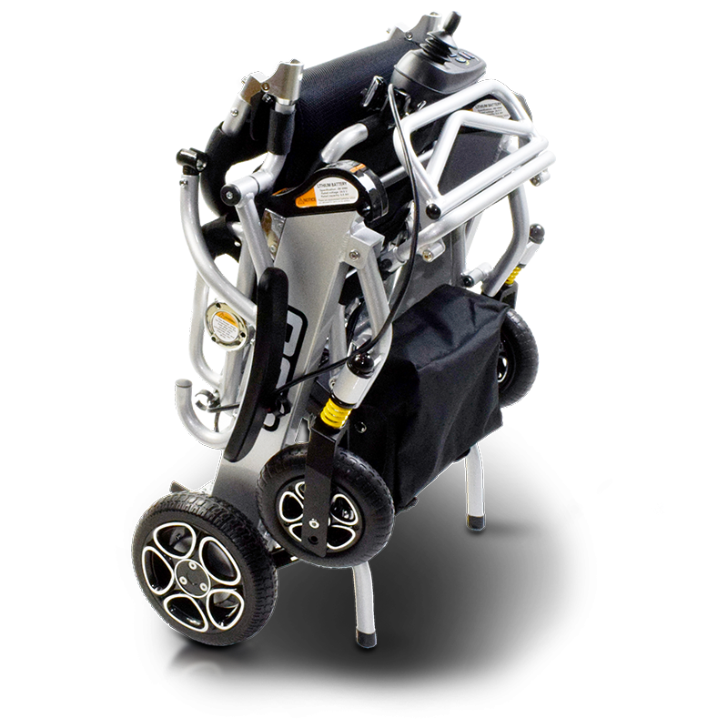 i-Go lightweight folding electric wheelchair