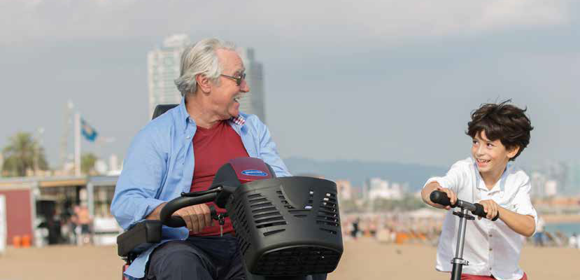 Invacare Orion Pro Beach