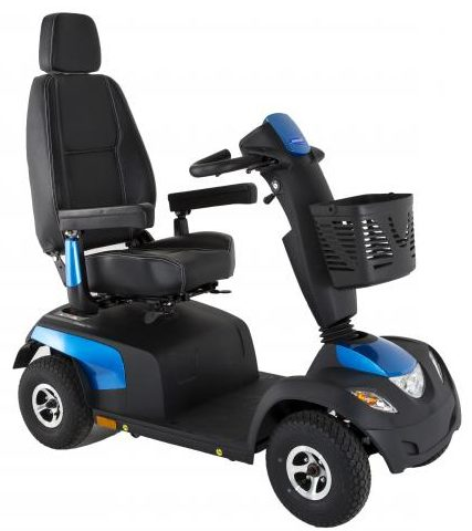 Invacare Orion Pro Colour Blue