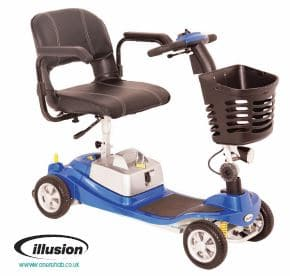 Illusion Lightweight Scooter