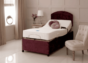 Bradshaw electric bed
