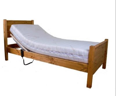 Single Wooden Profiling Bed