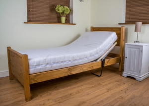 Wooden Profiling Bed
