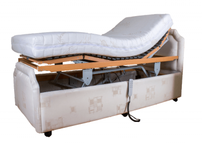 Bed Options - Hi-Low Bed Raiser on Royale - 700x500